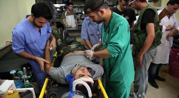 Aleppo Est: gravi carenze mettono la vita dei bambini a rischio