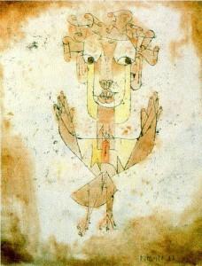 L'Angelus Novus e il libero mercato