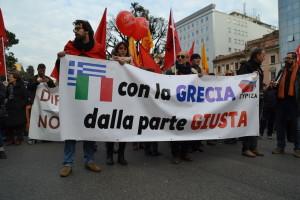 Cambia la Grecia, Cambia l'Europa