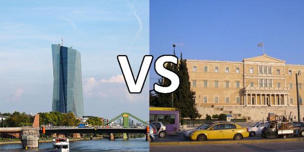Wer regiert Dein Land: Regierung oder Bank?