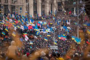 Ein Jahr nach «EuroMaidan»: Keine Gerechtigkeit für die Opfer übertriebener Polizeigewalt