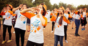 Take action to Orange your day also on 25 February!