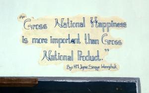 Le bonheur au pouvoir ?