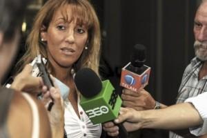 Destraban la denuncia de Lorena Martins a su padre, el ex espía Raúl Martins