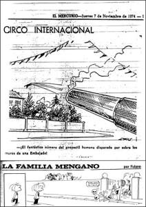 Caricatura, maledicencia e injuria. A propósito de Charlie Hebdo (The chilean way)