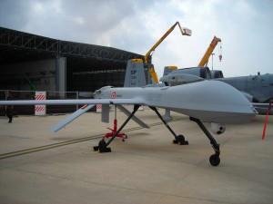 Droni squalo per le forze armate italiane