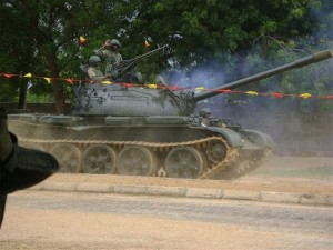 Boko Haram Facing Mounting Regional Military Pressure