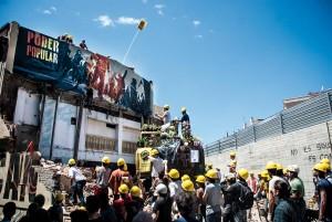 Primeras condenas por las protestas de Can Vies en Barcelona