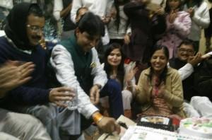BJP trounced by Aam Aadmi Party in Delhi