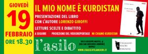 """""""Il mio nome è Kurdistan"""": presentazione a Napoli"""