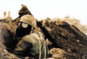Isis vs The West – killing by fire