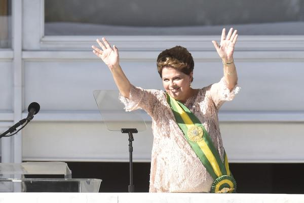 Dilma Tucanou geral contra os trabalhadores