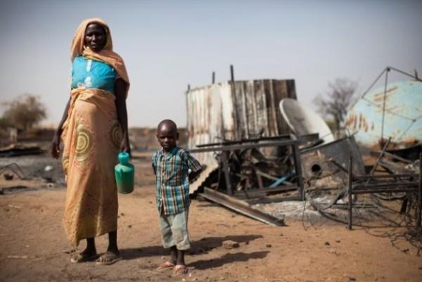 Violaciones en masa y recrudecimiento del conflicto en Darfur