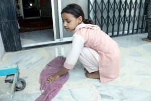 A pesar de las leyes, el trabajo infantil perdura en India