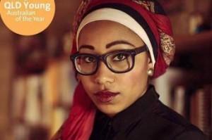 Musulmana elegida joven australiana del año