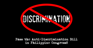 Philippines: #StopTheDiscrimination!