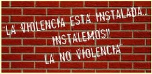Legítima defensa, violencia justa y no violencia activa