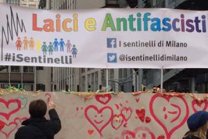 A Milano mobilitazioni per i diritti e contro Jobs Act, omofobia e razzismo