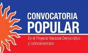 Frente a la ofensiva destituyente: Paz, noviolencia y participación popular