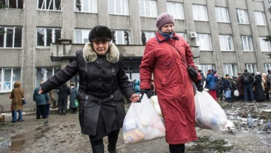 "Ucraina, Amnesty: ""Proteggere i civili in zone contese"""