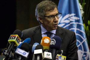 Libya 'Cannot Wait' for Solution, UN Special Envoy