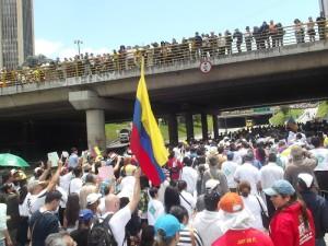 Colombia marchó por la vida