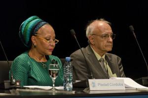 Sader, Cárdenas, Moreira y Córdoba debatieron sobre desafíos y encrucijadas en América Latina