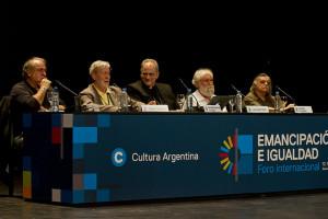 La emancipación como tradición y proyecto