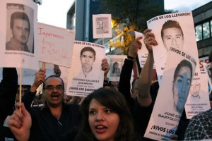 Teachers and parents sustain the struggle for Mexico's missing Ayotzinapa students