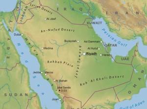 Riad diventa primo importatore di armi al mondo