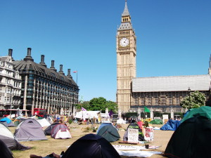 Campaigners given go-ahead to legally challenge Mayor of London over Parliament Square fencing