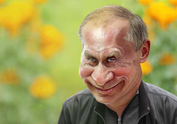 Putin y Nemtsov
