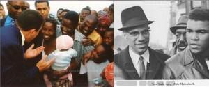 L'Afrique dans la vision de Malcom X et Hugo Chavez