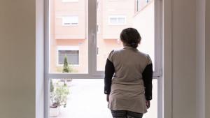 Día de la Mujer: Solas en el CIE