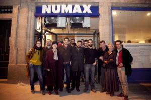 El cine regresa al centro de Santiago de Compostela
