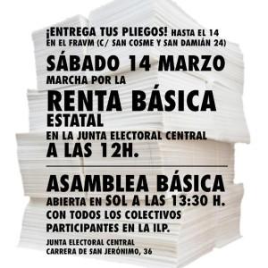 De ILP por una Renta Básica Estatal a Marea Básica