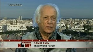 African Economist Samir Amin on the World Social Forum, Globalization & the Barbarism of Capitalism