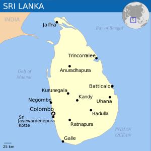 Sri Lanka, permesso l'inno nazionale in tamil