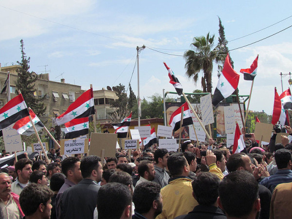 Siria, quattro anni dopo: quando la protesta è degenerata in terrore