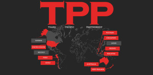 Negotiations broke down without concluding the Trans-Pacific Partnership!
