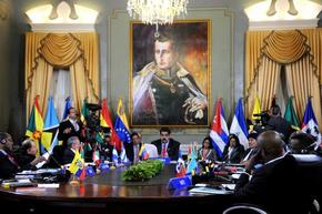 ALBA Caracas Declaration: Peace Against U.S. Aggression