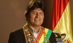 Evo Morales Highlights Latin America Unit to the United States