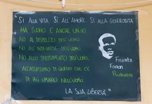 Napoli: No allo sgombero dell'Ex OPG Occupato – Je so' pazzo