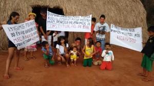 Hace casi una década, Guaranis Kaiowas padecen intentos de expulsión