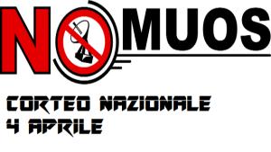 Manifestazione nazionale No Muos,  4 aprile 2015