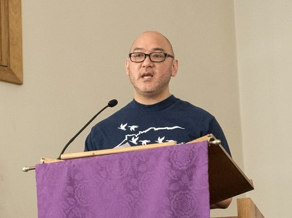 Michael Ishii, one of the organizers of NYC DOR, gave his testimony on how Yuri inspired him and other young Japanese Americans on social justice