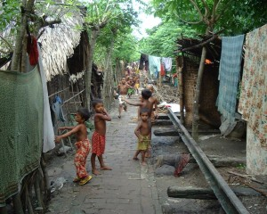 Bangladesh: so much to be done