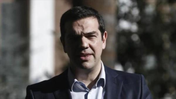 Tsipras: BCE sigue teniendo a Grecia con la soga al cuello