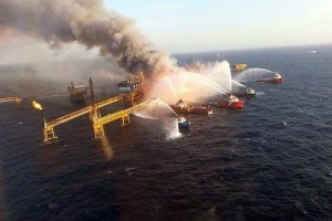 'Why We All Should Care about the Oil Platform Explosion that Just Happened in Mexico'