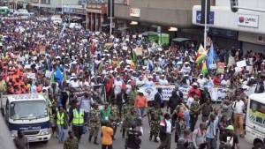 Sudafricanos levantan la voz contra violencia xenófoba